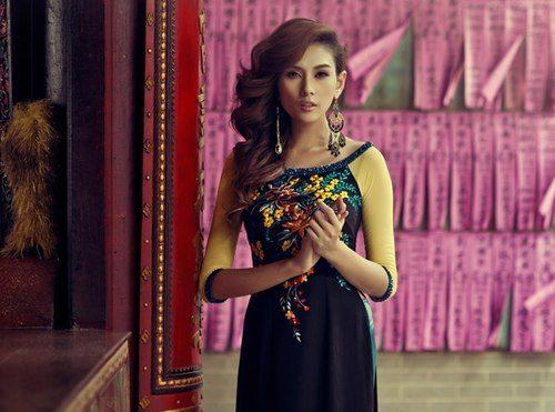 Hoang Yen dep mong manh 5